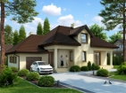 Проект комфортного просторного дома
